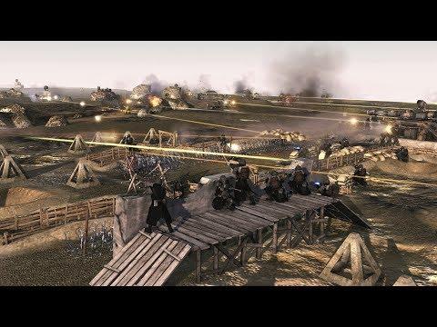 Death Korps of Krieg Trench Warfare - Cinematic Assault Squad 2 |