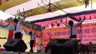 Michael Jackson (MJ) Performance in Dhading Mahotsav 2071