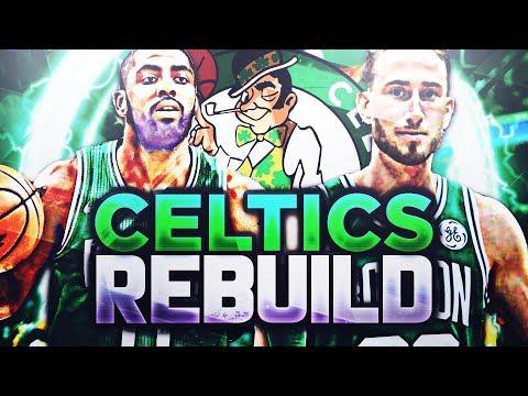KYRIE IRVING AND MELO? BOSTON CELTICS REBUILD! NBA 2K18