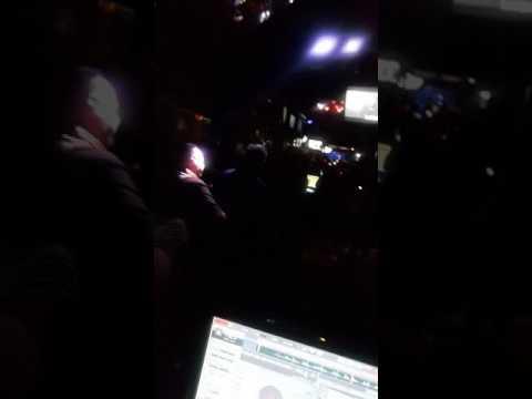 DJ BLACK ICE GYPSY BAR CHANGKAT BUKIT BINTANG KUALA LUMPUR 14/2/2017