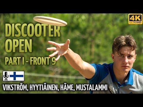 Discooter Open Hiiska 2020, etuysi, Oskari Vikström, Tuomas Hyytiäinen, Mikael Häme, Niku Mustalammi from YouTube · Duration:  33 minutes 42 seconds