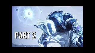 DESTINY 2 Warmind Walkthrough Part 2 - XOL (4K Expansion 2 DLC)