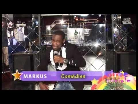 L'Humoriste MARKUS à SOIREE SPECIALE de Martin KEE