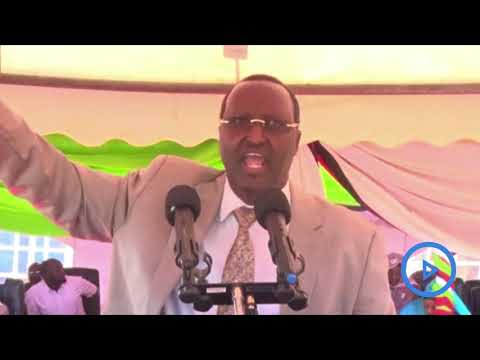 Isiolo governor lauds Raila Odinga for shelving swearing in plans