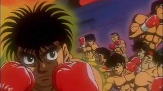 Hajime No Ippo - Yuuzora no Kamihikouki By Naoya Mori (Türkçe altyazılı 1. Bitiş Şarkısı)