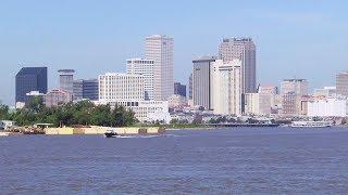 AGU Fall Meeting in New Orleans