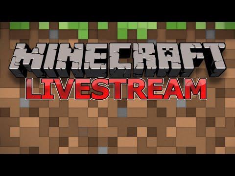 Minecraft Letsplay Livestream #25