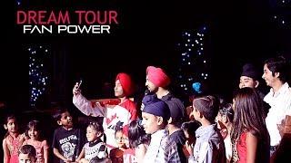 Dream Tour | Fan Power | Famous Studios