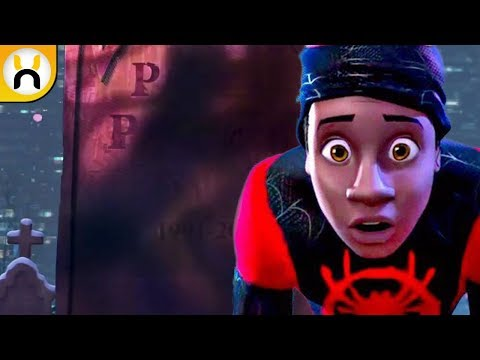 What Happened to Peter Parker In Spider-Man Into the Spider-Verse?