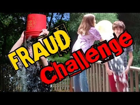 #IceBucketChallenge ALS ASSOCIATION SCAM!!!