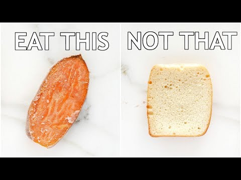 Eat This Not That Part 2 | Healthy Food Swaps thumbnail