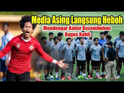 Jadwal Live Streaming Timnas U-19 Indonesia vs Bosnia Bagus Kahfi Sembuh