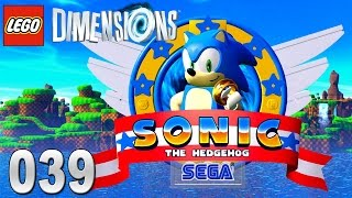 lego dimensions 039 sonic the hedgehog level pack let´s play lego dimensions deutsch