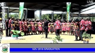 GZU  12TH GRADUATION CEREMONY 2018 LIVE