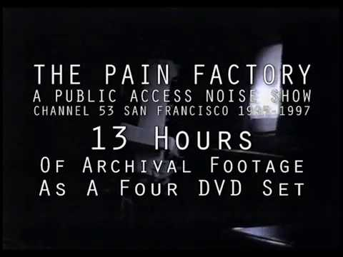 The Pain Factory (Promo 1)