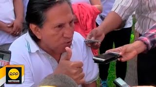 Alejandro Toledo recorrió Piura│RPP