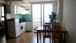 Apartment two bedrooms sea view № 124  in Nha Trang