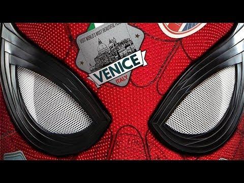 Ещё более мелкие детали трейлера Человека-паука: Вдали от дома