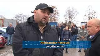 belami.rs - auto-škole protest