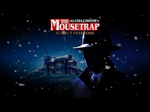 Agatha Christie's The Mousetrap - London Trailer 2016