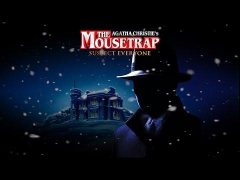 Agatha Christie's The Mousetrap - London Trailer 2016