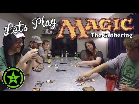 Let's Play - Magic the Gathering