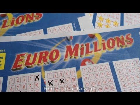 Euromillion Gewinnzahlen