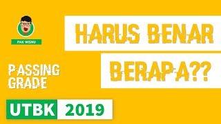 Download Video Bahas Tuntas! Passing Grade SBMPTN 2019 MP3 3GP MP4