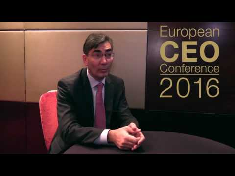 European CEO Conference 2016 - Eric Boulder Interview