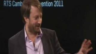 Tivo and Virgin Media: David Mitchell and Alex Street at the Royal Television Society Cambridge