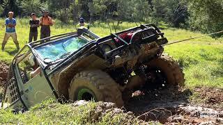 NZ 4wd Event - Pt.2 Novawinch King of the Palace Winch Challenge - S04E04 - Offroad Addiction TV