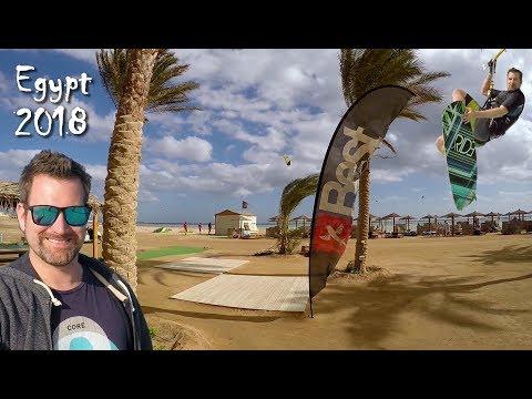 Egypt Kitesurfing 2018