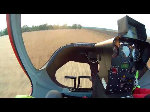 Thumbnail: Markus SCHERNTHANER, Xenon Gyrocopter, Low-Level, LKEXCA [CZ]