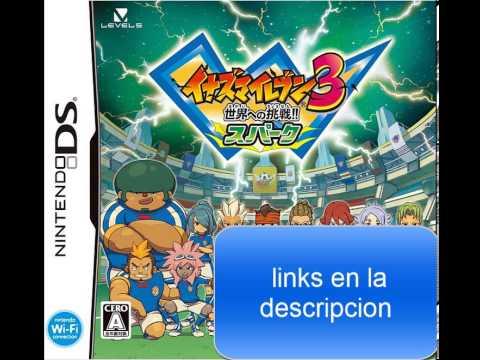 Inazuma Eleven Go Strikers 2013 Trducción Español V2 ...