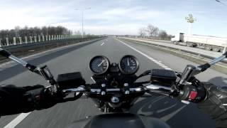 Просто покатушки. Yamaha XJR 1300 (08.02.16)