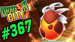 ✔️ĐẶC BIỆT! TRỨNG VULCAN VUA KHỦNG LONG! - Dragon City Game Mobile Android, Ios #367