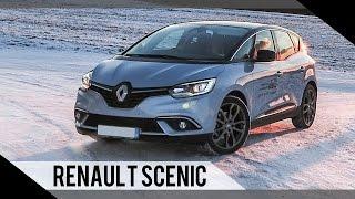 видео Renault Scenic