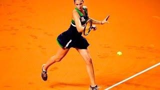 2017 Porsche Tennis Grand Prix Second Round | Karolina Pliskova vs CoCo Vandeweghe | WTA Highlights