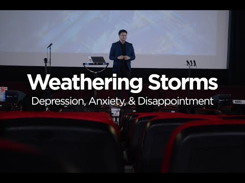 Weathering Storms (Depression, Anxiety, and Disappointment) - Kai Bangcola