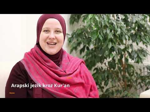 Arapski jezik kroz