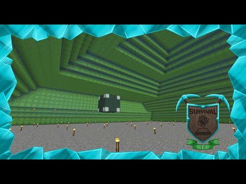 Survival 1.8 Ep146, Los monumentos suelen tener esponjas