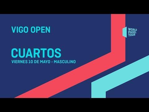 Cuartos de final masculinos -  Vigo Open 2019 - World Padel Tour