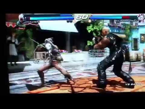 Atlas Arena TTT2 Gubu (Raven,Lei) vs Tensi (yoshimitsu,kunimitsu)