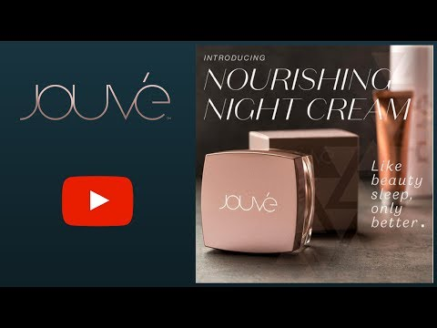 Jouve Nourishing Night Cream | Like Beauty Sleep, Only Bette