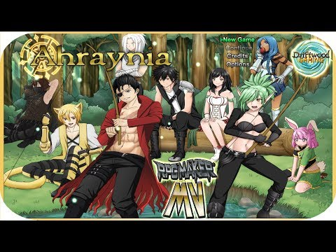 First Impressions MV - Ahraynia - High Quality Work - Great job with the sprites - RPG Maker MV