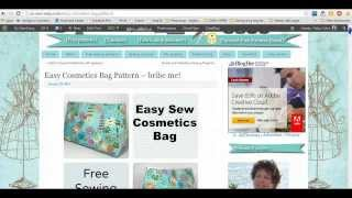 How To Download And Print PDF Sewing Patterns