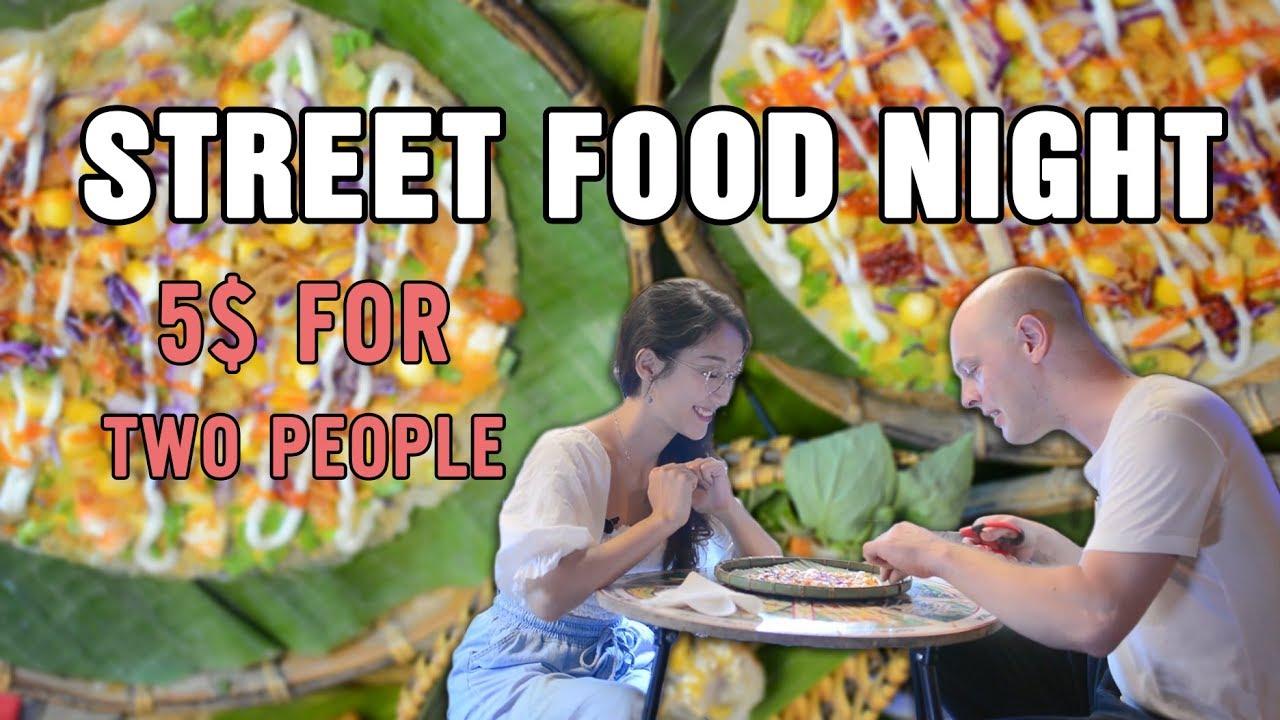 Vietnamese Pizza - Banh Trang Nuong | 호치민 베트남 피자 여행 Vietnam Travel Vlog