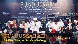 """Cak Nun KiaiKanjeng """"FUADUSSAB'AH"""" Bagian 1/5"""