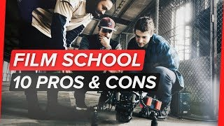 Is Film School Worth It - 10 ULTIMATE Pros & Cons (2018)