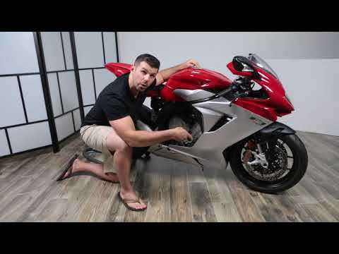 Why the MV Agusta F3 675 Is the most under rated super sport Motorcycle available today